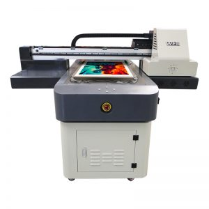 a4 flatbed dtg langsung ke mesin cetak tekstil garmen t-shirt