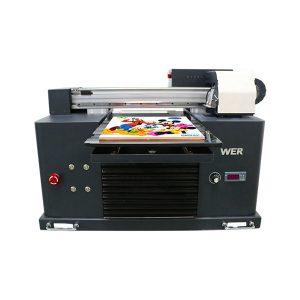 a4 uv flatbed printer untuk botol logam