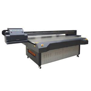 lembaran akrilik pencetakan format besar akrilik uv flatbed printer