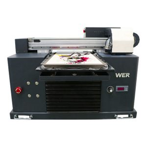 a4 dtg mesin cetak kaos kain katun flatbed