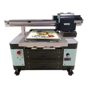 mesin cetak garmen otomatis ukuran a2 uv t shirt mesin cetak