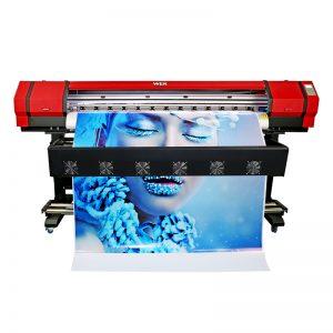 8feet 10feet roll to roll dan 2513 flatbed uv printer ER160UV