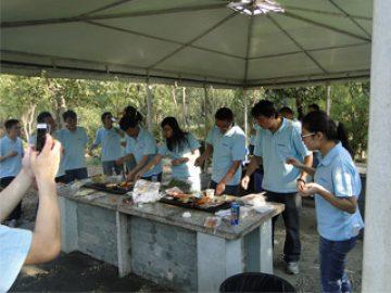 BBQ di Gucun Park, Musim Gugur 2017