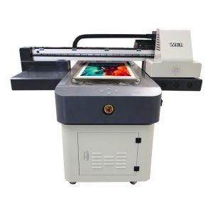 Harga pabrik langsung kaca printer foto flex banner mesin cetak ED6090T