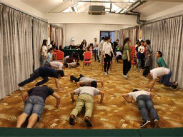 Aktivitas Ekspansi Dalam Ruangan, 4 2018